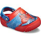 Kids Crocs Fun Lab SpiderMan Lights Clog
