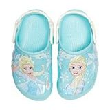 Kids Crocs Fun Lab Frozen Elsa Lights Clog