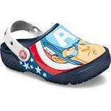 Kids Crocs Fun Lab Captain America Clog