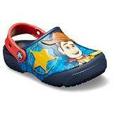 Kids Crocs Fun Lab Disney and Pixar Buzz Woody Clog