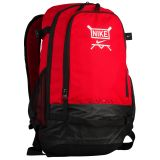Nike Vapor Clutch Bat Backpack / University Red/White