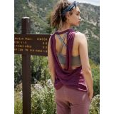 FreePeople No Sweat Tank Solid