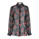 SAINT LAURENT Floral shirts & blouses
