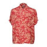 LEVIS VINTAGE CLOTHING Patterned shirt