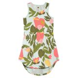 TEA COLLECTION Print Tank Dress