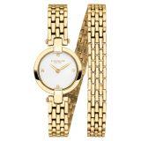 COACH Chrystie Wrap Bracelet Watch, 23mm