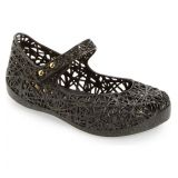 MINI MELISSA Campana Mary Jane Flat
