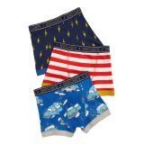 MINI BODEN Harry Potter Hogwarts 3-Pack Boxer Briefs