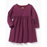 Oldnavy Empire-Waist Jersey Dress for Baby 30% Off Taken at Checkout