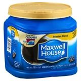 Walgreens Maxwell House Ground Coffee Master Blend