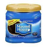 Walgreens Maxwell House Ground Coffee Original Roast