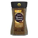 Walgreens Nescafe Tasters Choice Instant Coffee French Roast
