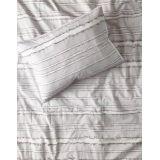 American Eagle Dormify Eyelash Stripe Twin/Twin XL 2-Piece Comforter and Sham Set