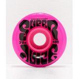 Zumiez OJ Super Juice 60mm 78a Pink Cruiser Wheels