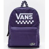 Zumiez Vans Sporty Realm Purple Checkerboard Backpack