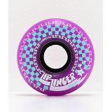 Zumiez Zip Zinger 54mm 80a Purple Skateboard Wheels