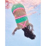 Boden Surf Bikini Set - Jungle Green/Ivory Spots
