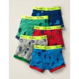 Boden 5 Pack Boxers - Monsters