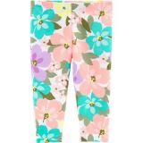 Carters Floral Capri Leggings