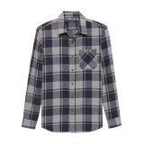 bananarepublic Slim-Fit Lightweight Flannel Shirt