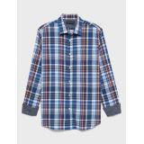 bananarepublic Standard-Fit Soft-Wash Yarn Dye Shirt