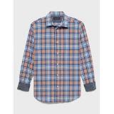 bananarepublic Slim-Fit Soft-Wash Yarn Dye Shirt