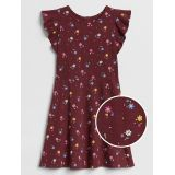 Gap Kids Print Flutter Dress