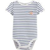 Oshkoshbgosh Striped Bodysuit