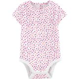 Oshkoshbgosh Hearts & Strawberries Bodysuit