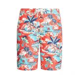 Polo Ralph Lauren Kailua Tropical Swim Trunk