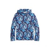 Polo Ralph Lauren Floral Cotton Hooded T-Shirt
