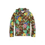 Polo Ralph Lauren Floral-Camo Hooded T-Shirt