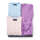 Polo Ralph Lauren Cardigan 3-Piece Gift Set