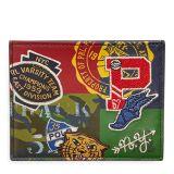 Polo Ralph Lauren Print Leather Card Case
