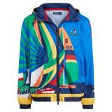 Polo Ralph Lauren Water-Repellent Graphic Jacket