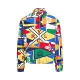 Polo Ralph Lauren Bayport Graphic Windbreaker
