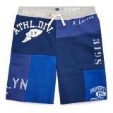 Polo Ralph Lauren Twill Terry Graphic Short