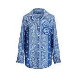 Polo Ralph Lauren Bandanna-Print Twill Shirt
