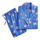 Polo Ralph Lauren Floral Cotton Sleep Short Set