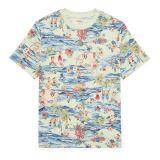 Polo Ralph Lauren Tropical-Print Cotton Tee