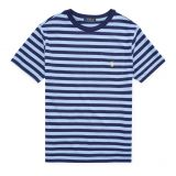 Polo Ralph Lauren Striped Cotton Pocket Tee