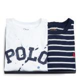Polo Ralph Lauren Graphic Tee 2-Piece Gift Set