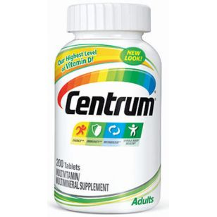 Centrum Adults Multivitamins