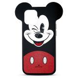 Swarovski Mickey Smartphone case, iPhone 12 Pro Max, Multicolored