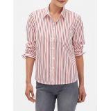 Untucked Stripe Classic Shirt