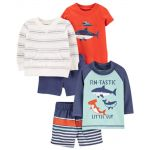 Carters 5-Pack Baby Swim Bundle