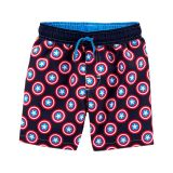 Carters Captain America Swim Trunks