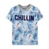 Carters Chillin Palm Tee