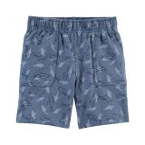 Carters Sharky French Terry Shorts