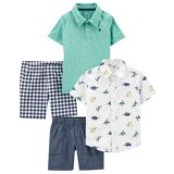 Carters 4-Piece Outfit Sets